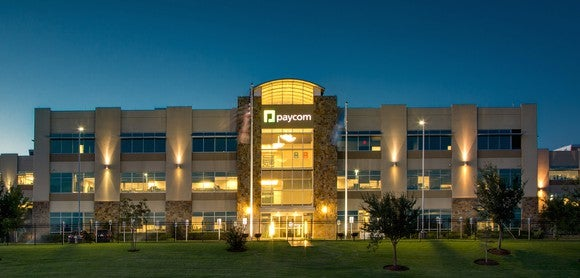 Paycom Software's headquarters