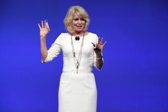 Intel executive Diane Bryant.