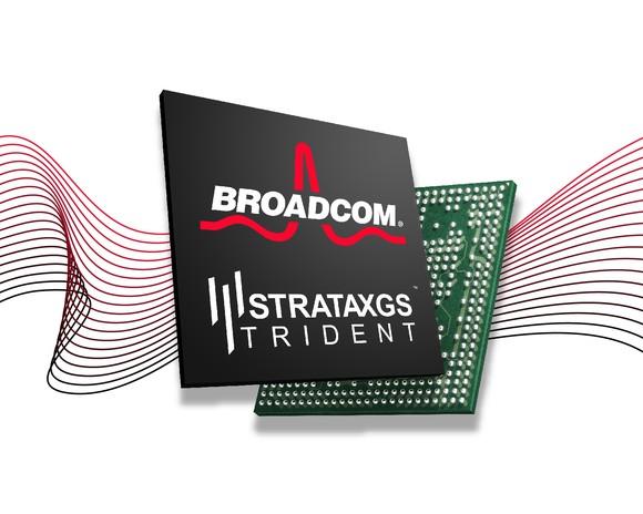 Broadcom's StrataXGS Trident switch series