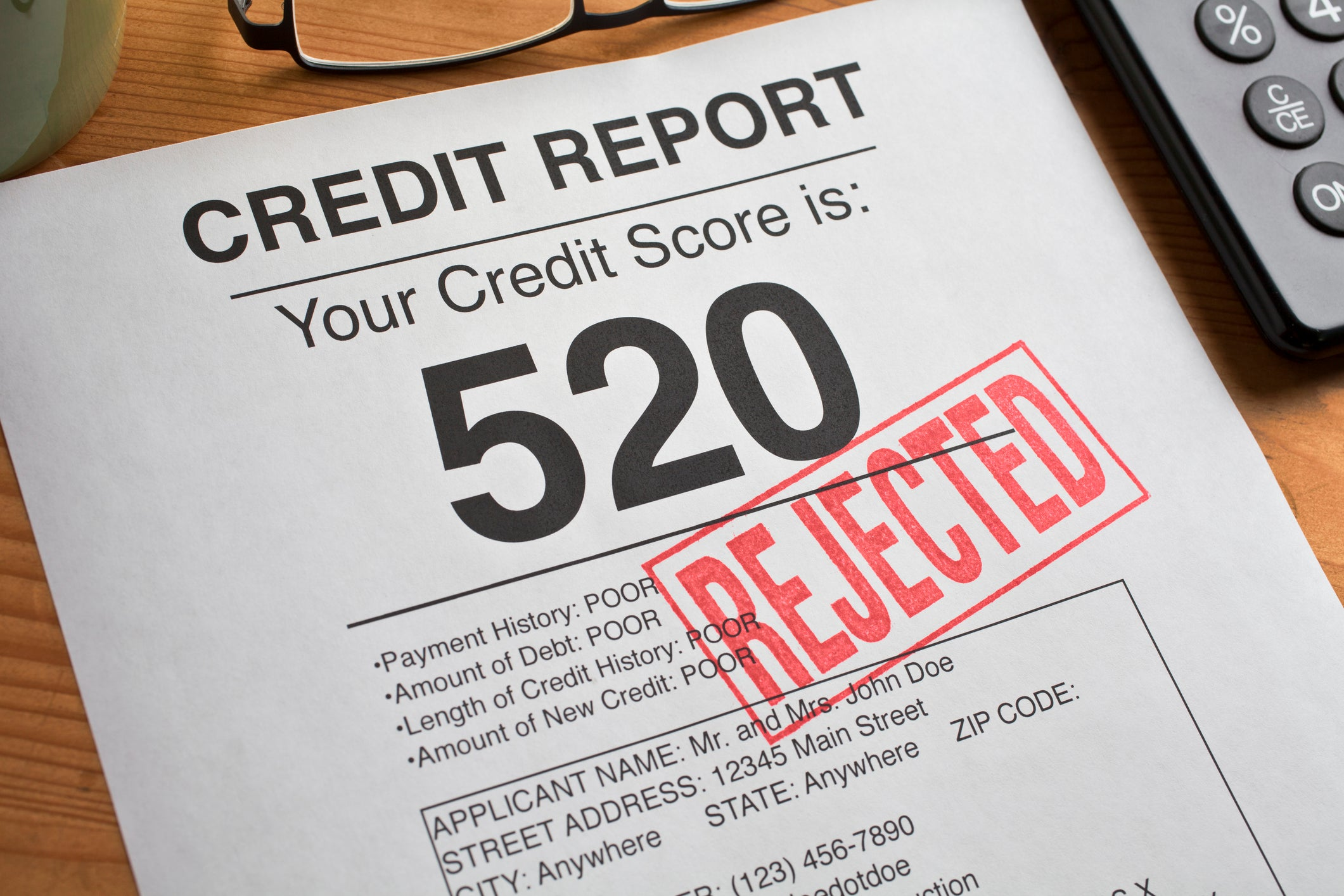 Credit Cards For Credit Score Under 600 >> What Does It Mean If Your Credit Score Is Less Than 600
