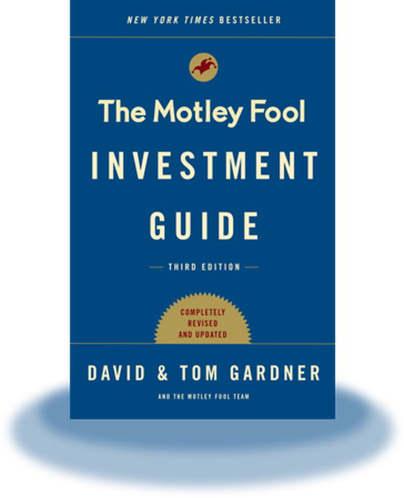 Picture of The Motley Fool Investment Guide's cover
