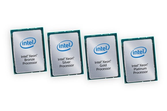 Intel Xeon processors.