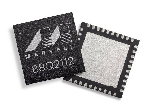 Marvell Technology chips.