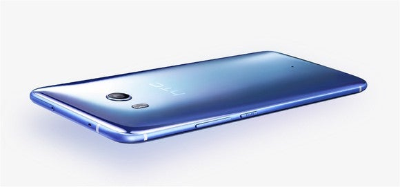 HTC's U11 flagship phone.