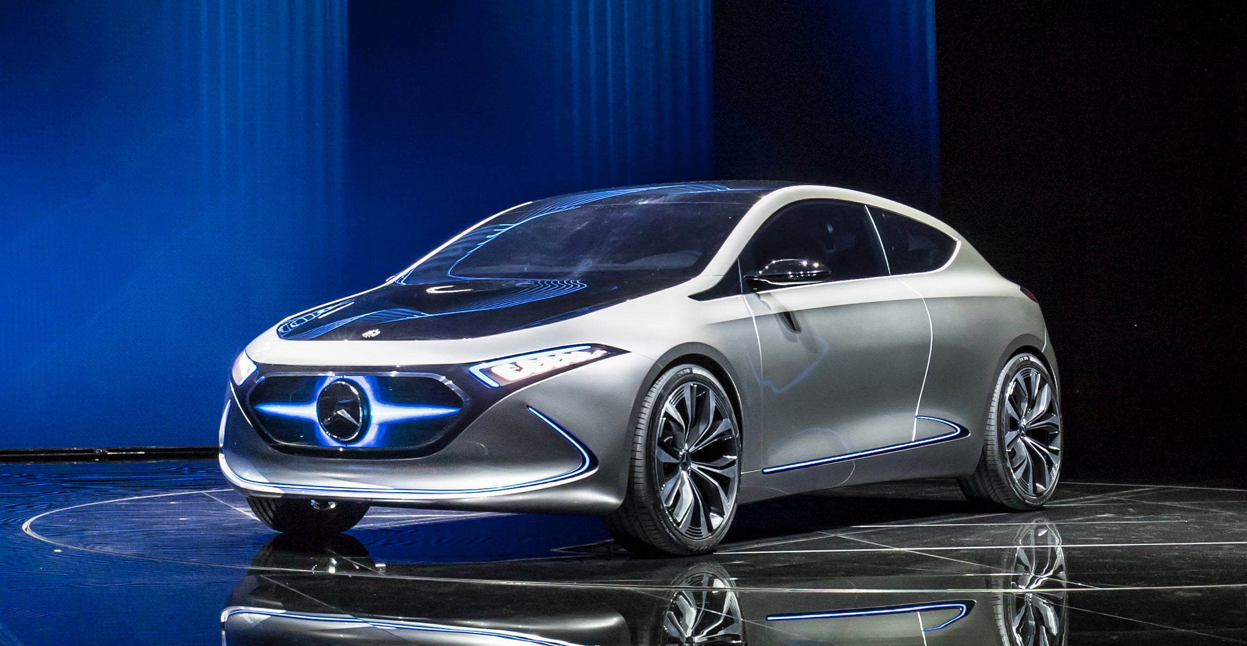 Will Mercedes Benz Build This Little Electric Car