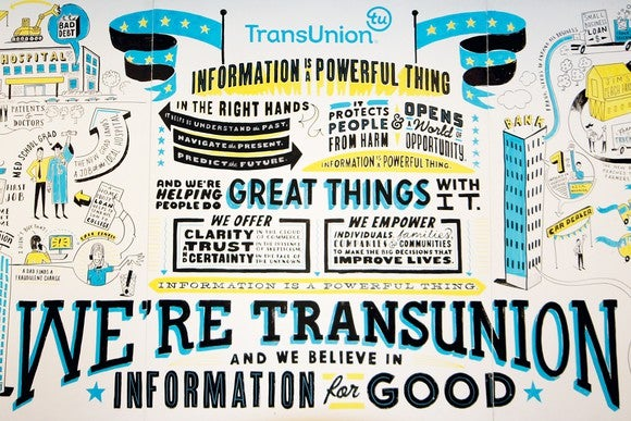 Infographic for TransUnion.