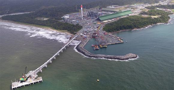 Cobre Panama mine.