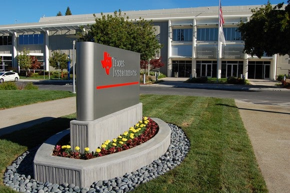 Texas Instruments Silicon Valley branch