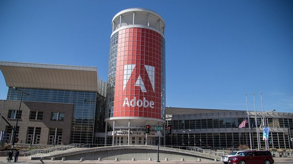 Adobe offices