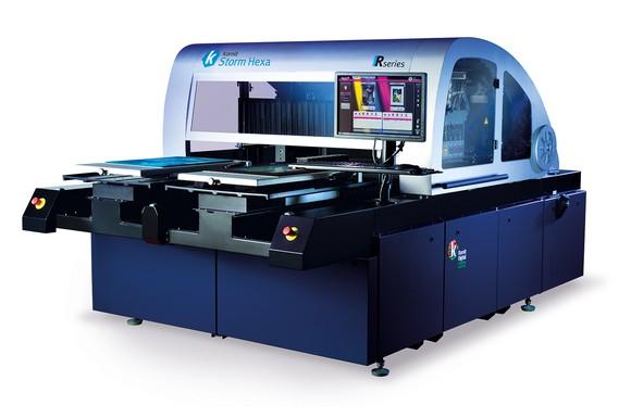 Kornit Hexa Printer