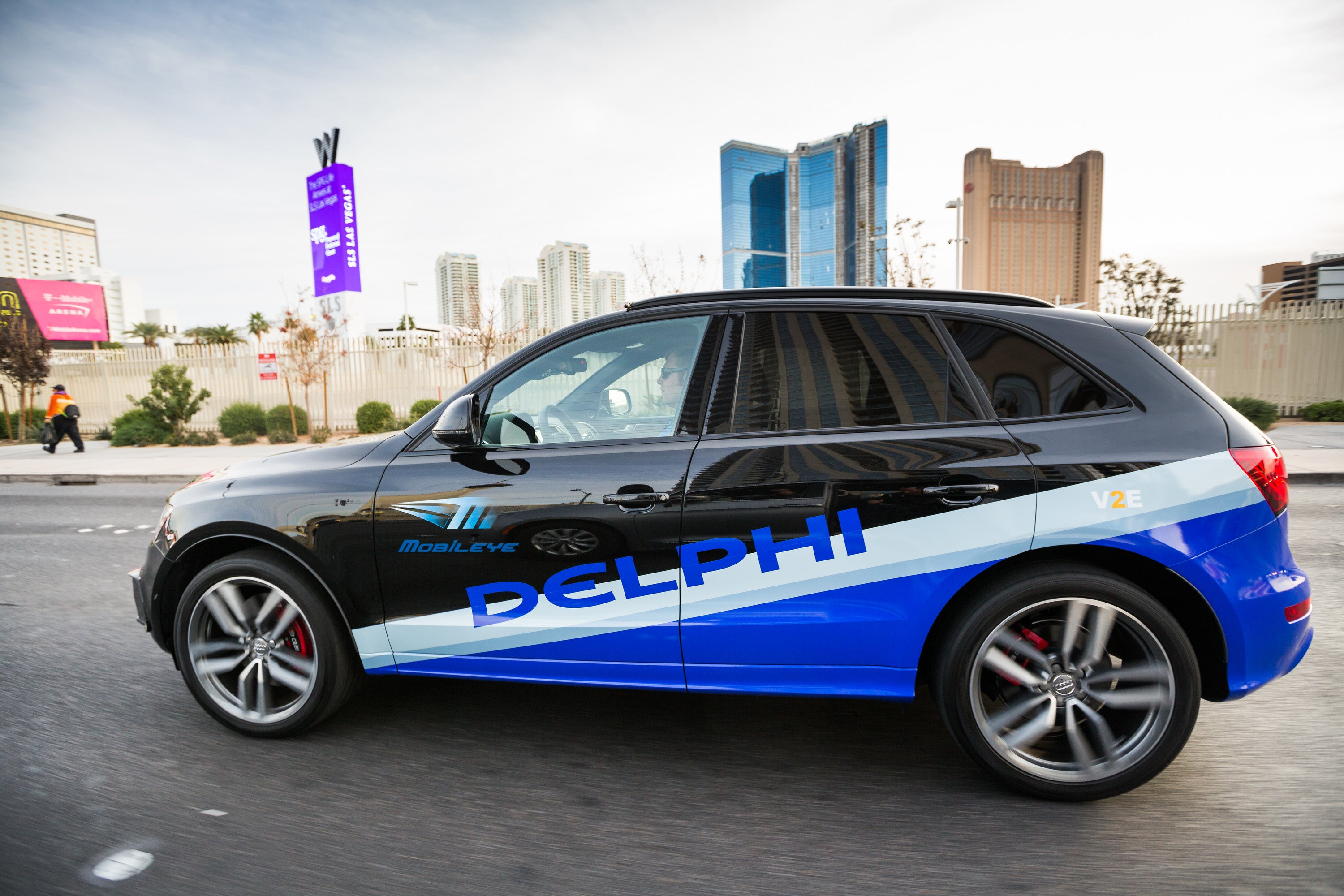 Why Delphi Automotive Will Soon Have Two New Names The Motley Fool