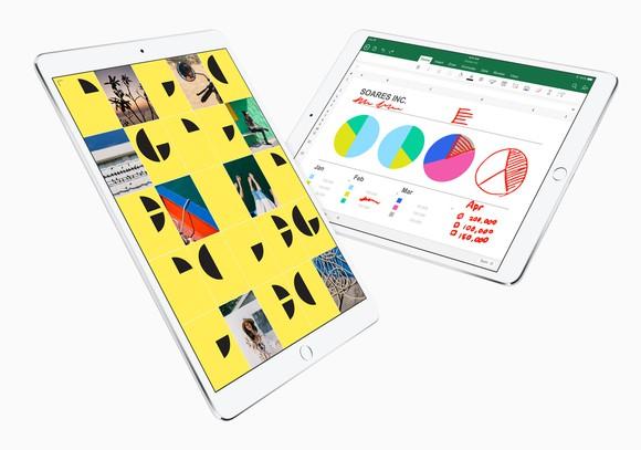 Apple's iPad Pro tablets.