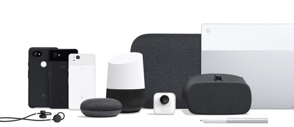 All of the products that Google unveiled
