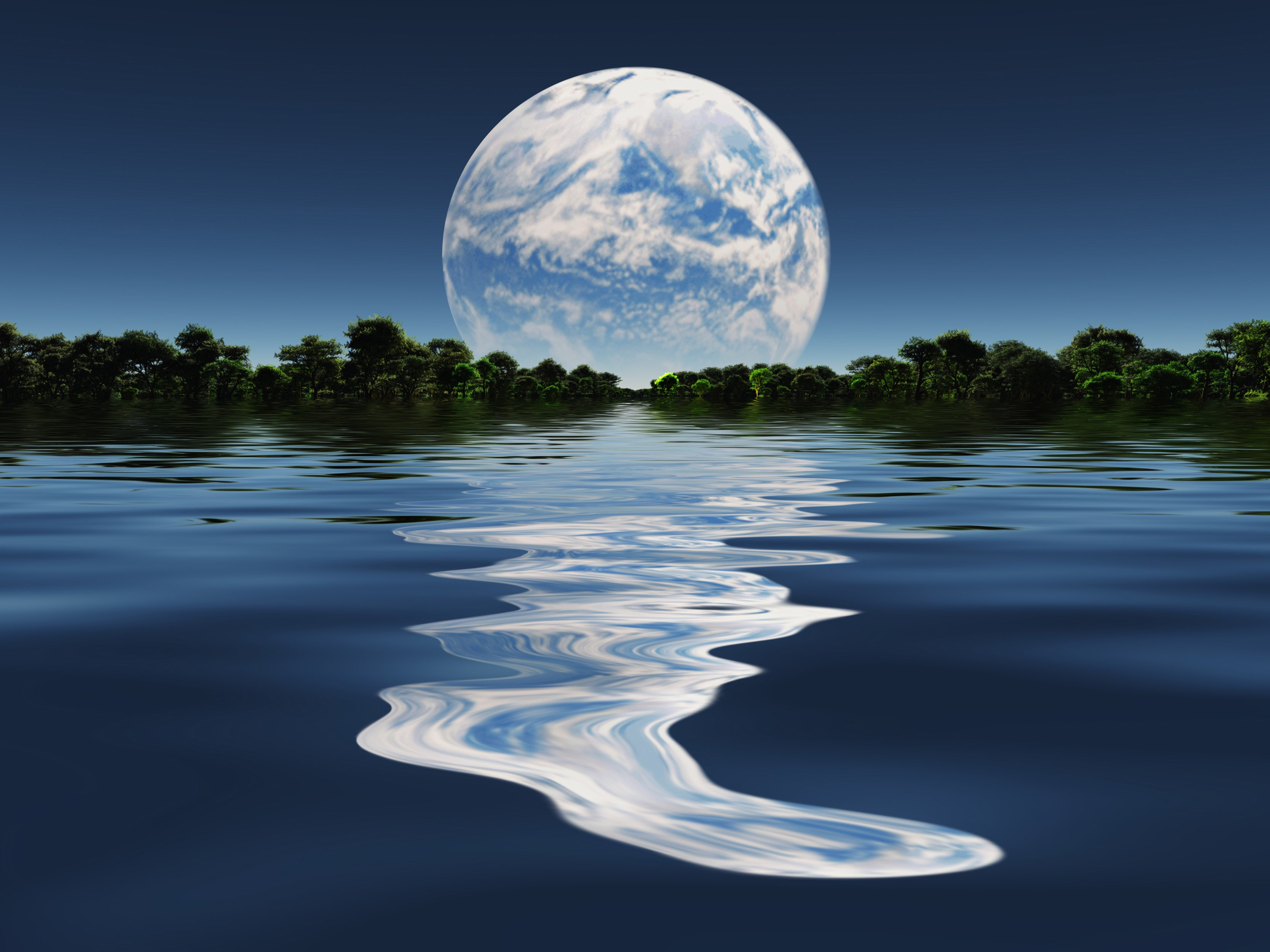 water on the moon - photo #9