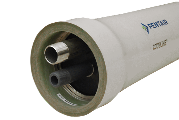 Pentair's Codeline product -- pressure vessel for water treatment systems.