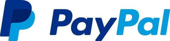 PayPal corporate logo