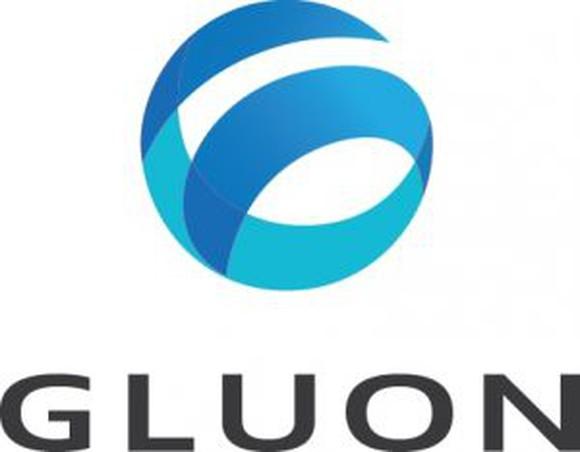 The Gluon logo.