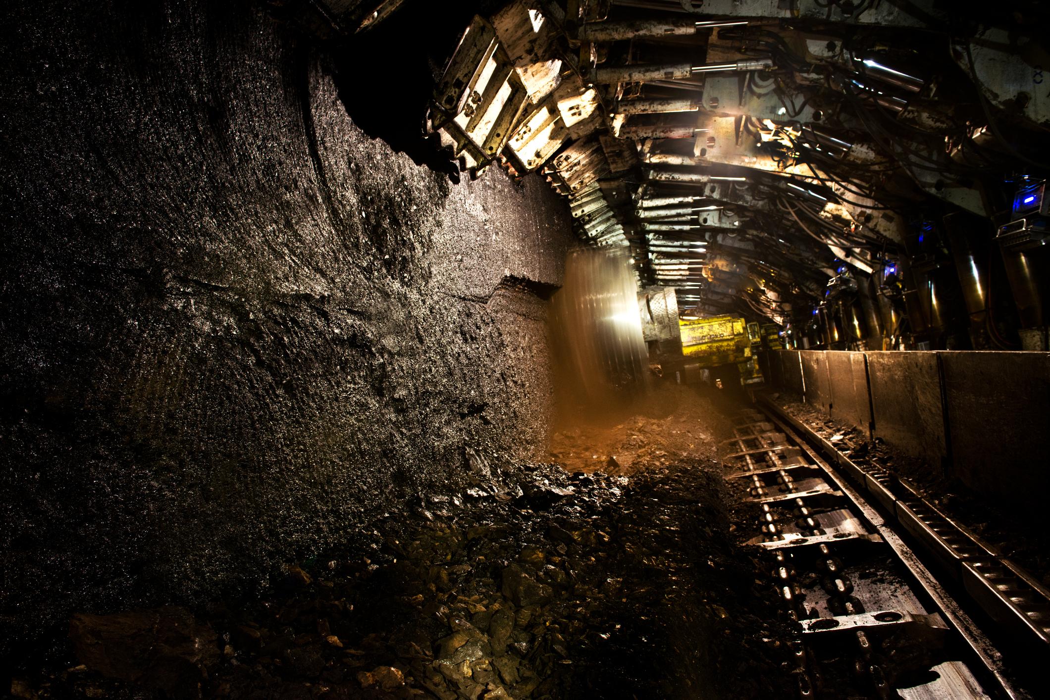 будущих фото шахта уголь арт