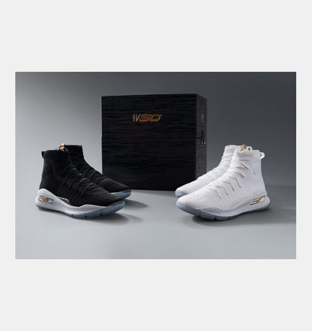 Can the Curry 4 Save Under Armour -- The Motley Fool