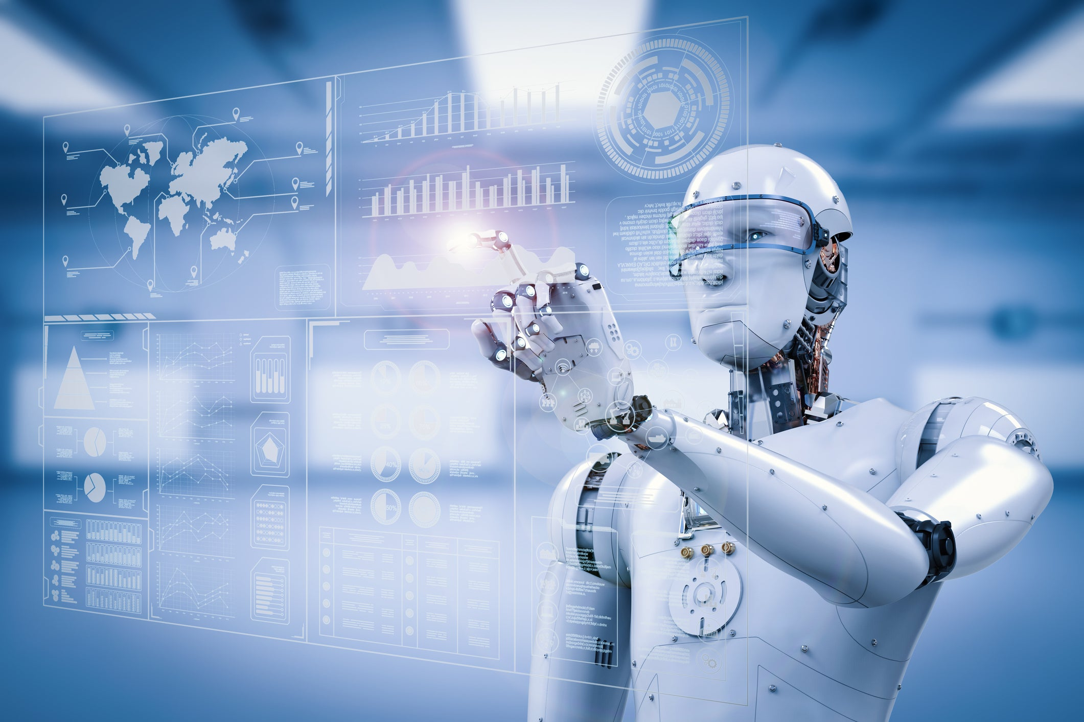 Like Artificial Intelligence Robotics Stocks The Botz Etf Is