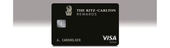 an image of the black ritz cartton card