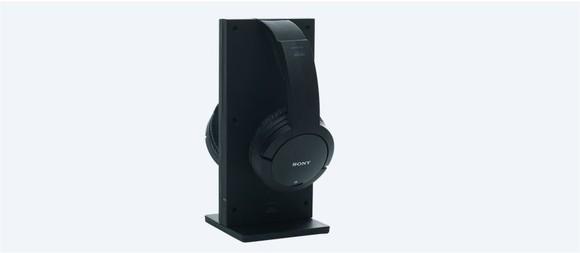 Sony's wireless RF headsets.