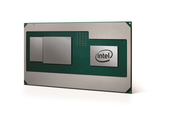 Intel-AMD multiprocessor package.