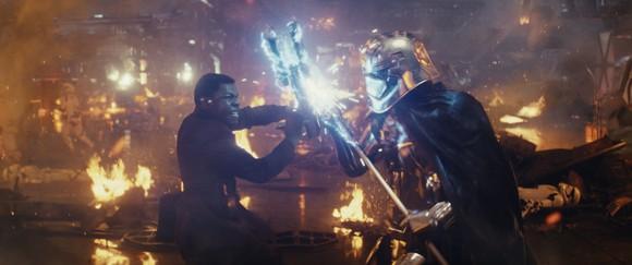Star Wars: The Last Jedi scene
