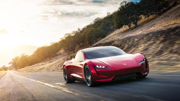 Tesla's new Roadster