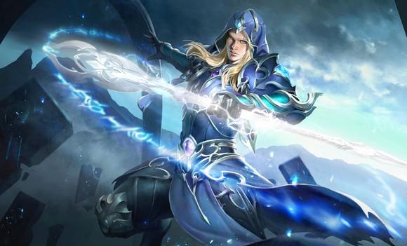 Artwork from NetEase's Crusaders of Light.