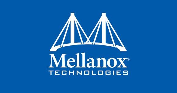 The Mellanox Technologies logo.