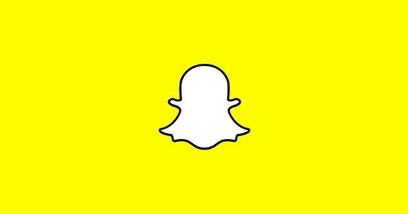Snapchat ghost icon