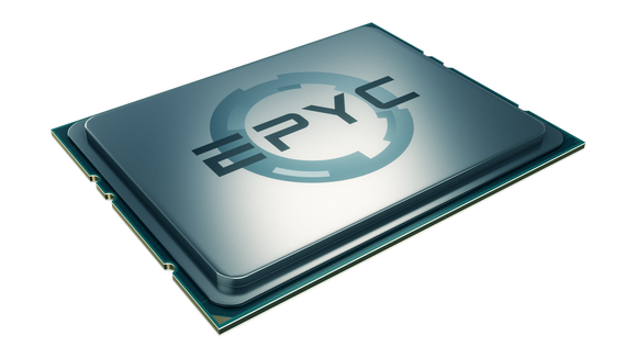 Representative image of an Epyc server chip.