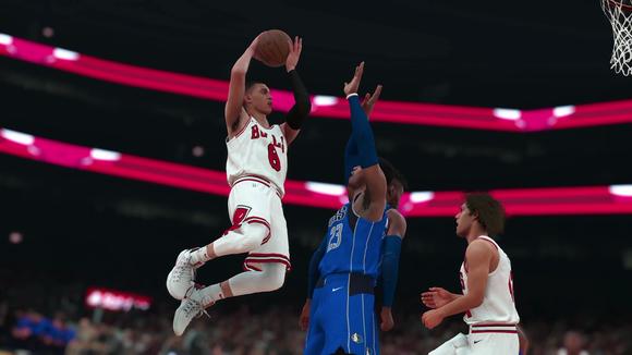 NBA 2K18.