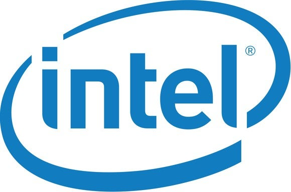 The Intel logo.