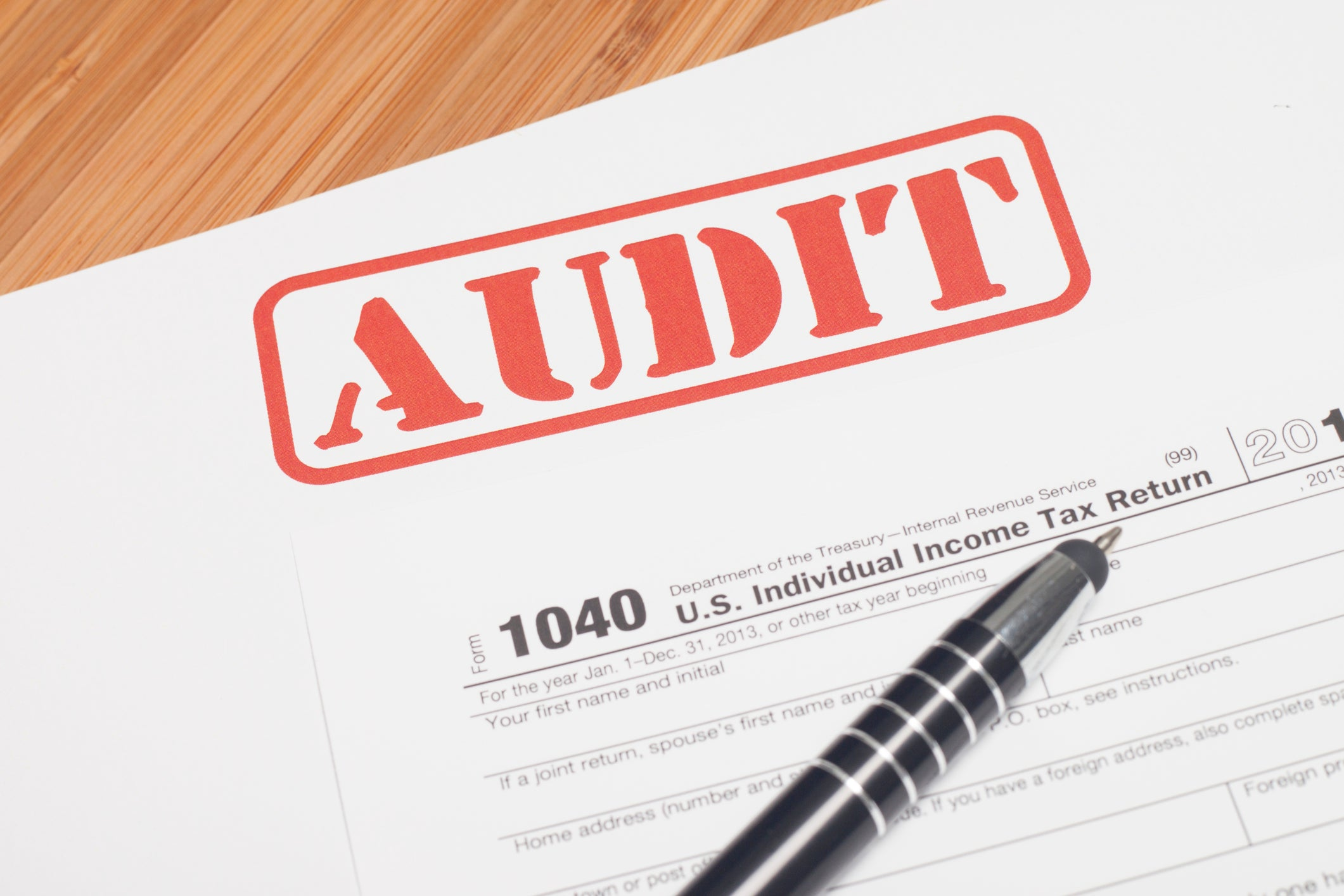 7 Ways to Avoid a Tax Audit -- The Motley Fool
