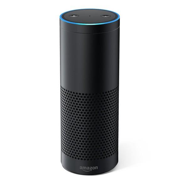 Amazon Echo Plus device.