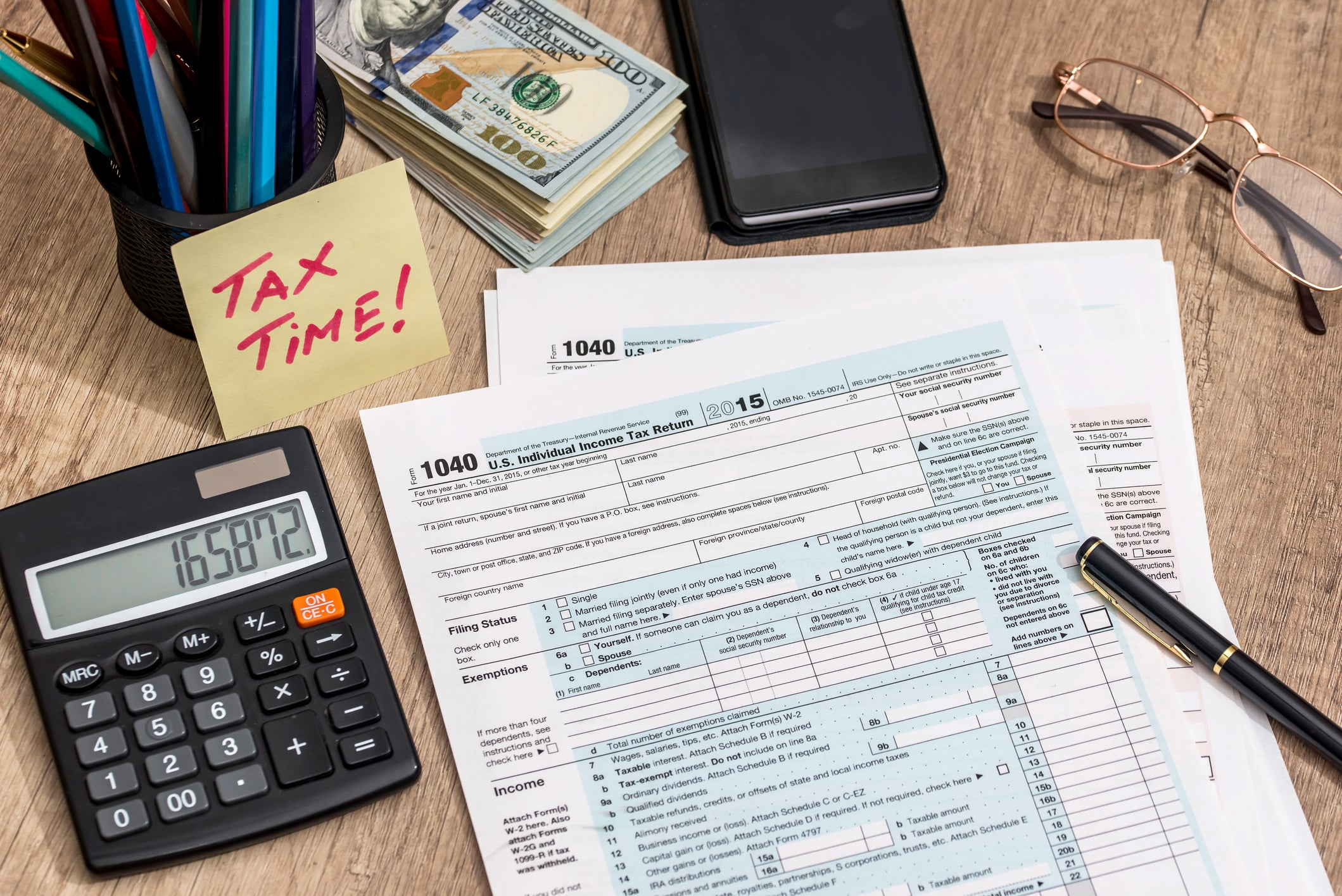 Here\'s the First Day You Can File Your Taxes This Year -- The Motley ...