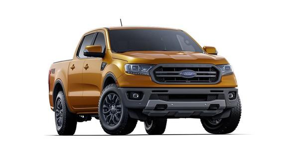 2019 Ford Ranger.