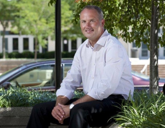 Papa John's new CEO, Steve Ritchie