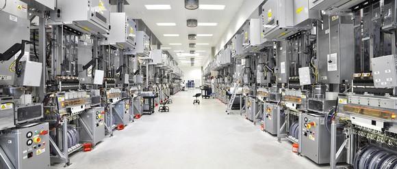 Semiconductor equipment.