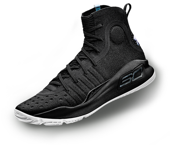 The Curry 4 by Under Armour