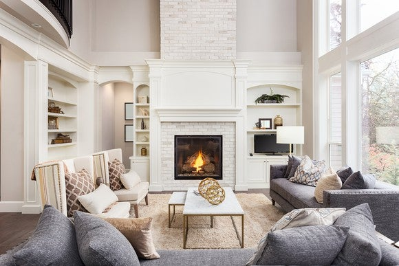 Premium home furniture setup