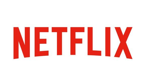 The Netflix logo.