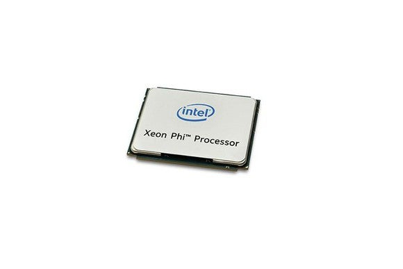 An Intel Xeon Phi processor.