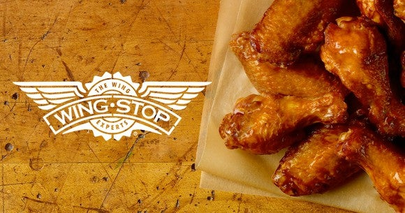 Wingstop chicken wings