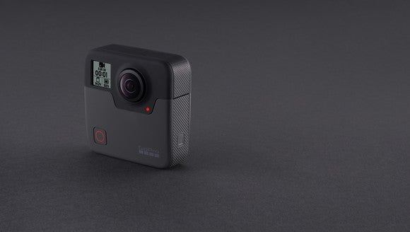GoPro's new Fusion 360 camera