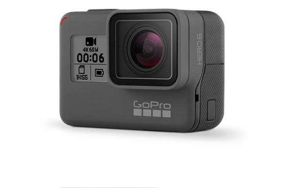 GoPro Hero 6 camera.