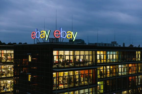 eBay offices in Berlin.