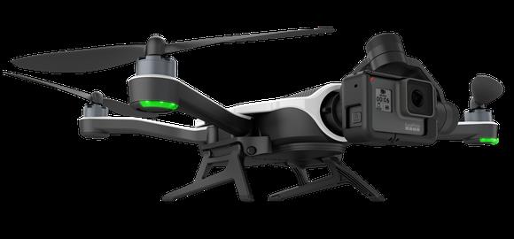 GoPro Karma drone with a HeroBlack 6 camera